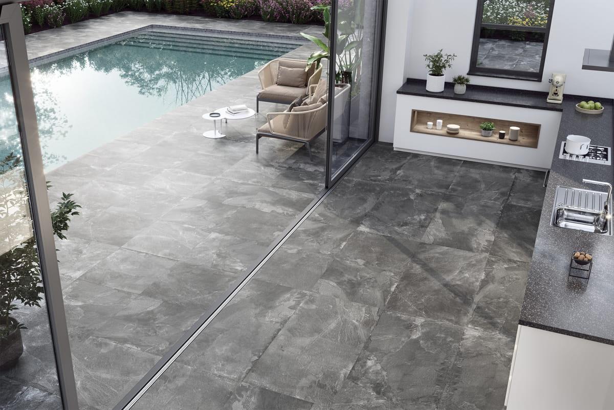 AMBIENTE Sandstone Dark 75x150 1