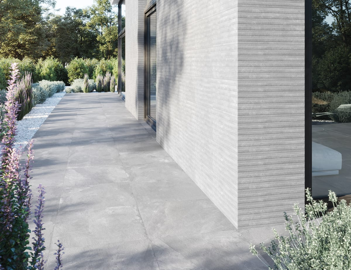 AMBIENTE Sandstone Grey Ant 75x75 Exterior