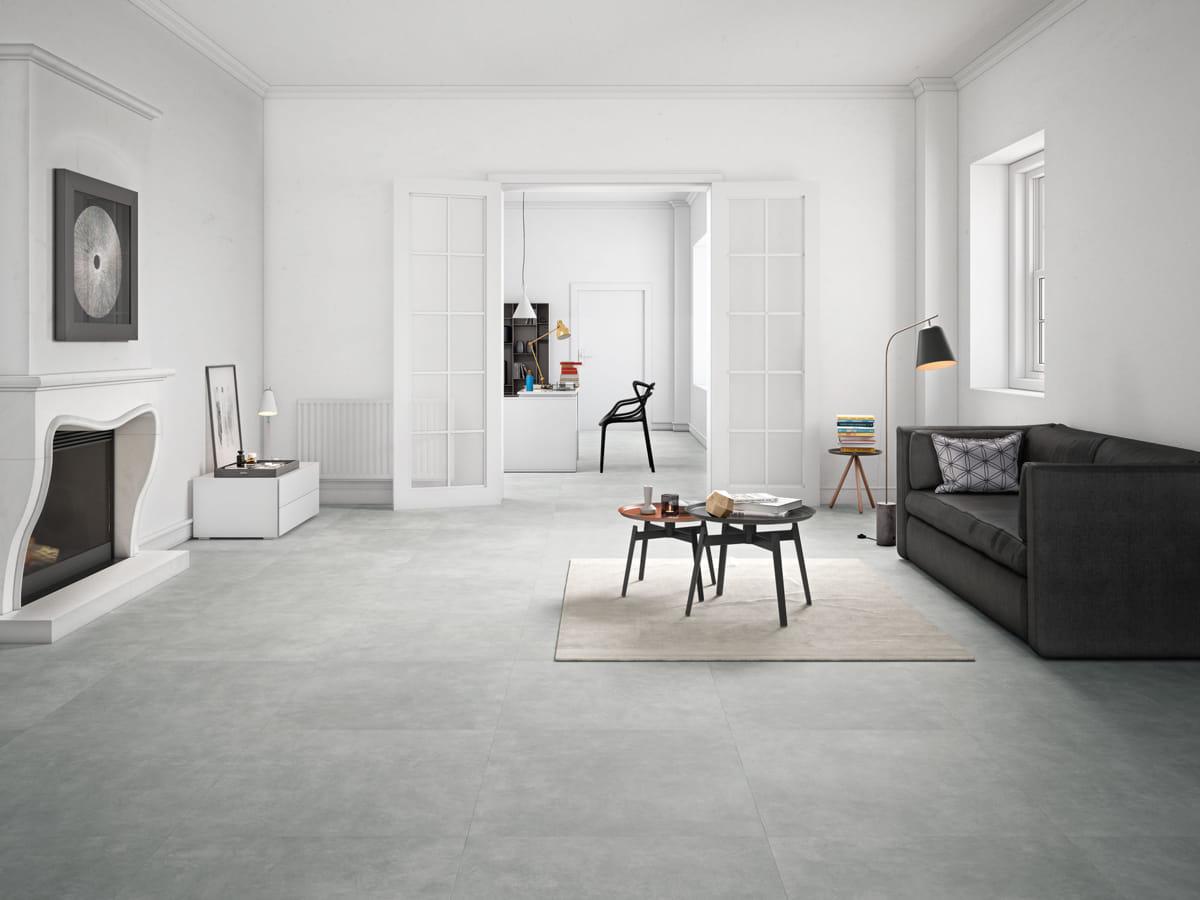 AMBIENTE floor casa chic grey natural 75x75 2